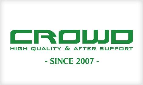 CROWD-ロゴ