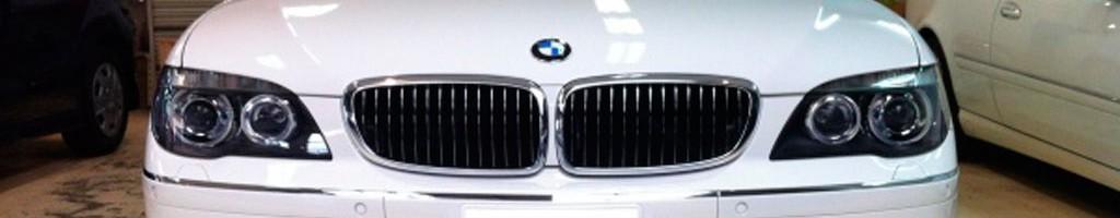 BMW750iLアップ