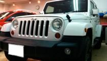 Jeepラングラーフロントグリル